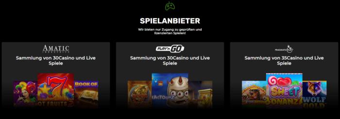 Spiel Anbieter Slot Hunter Casino